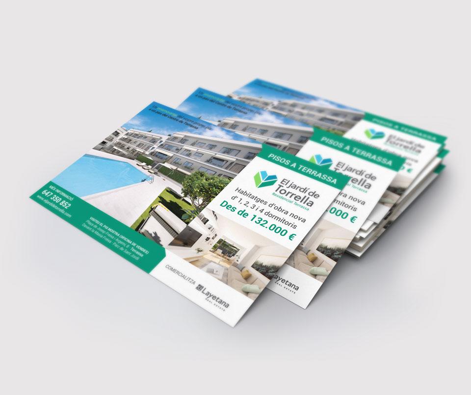 mailings publicidad inmobiliaria - CAMPAÑA PUBLICITARIA INMOBILIARIA