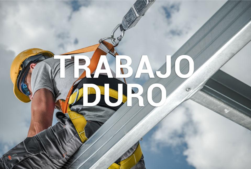 packaging trabajoduro - DISEÑO DE PACKAGING PARA VESTUARIO LABORAL
