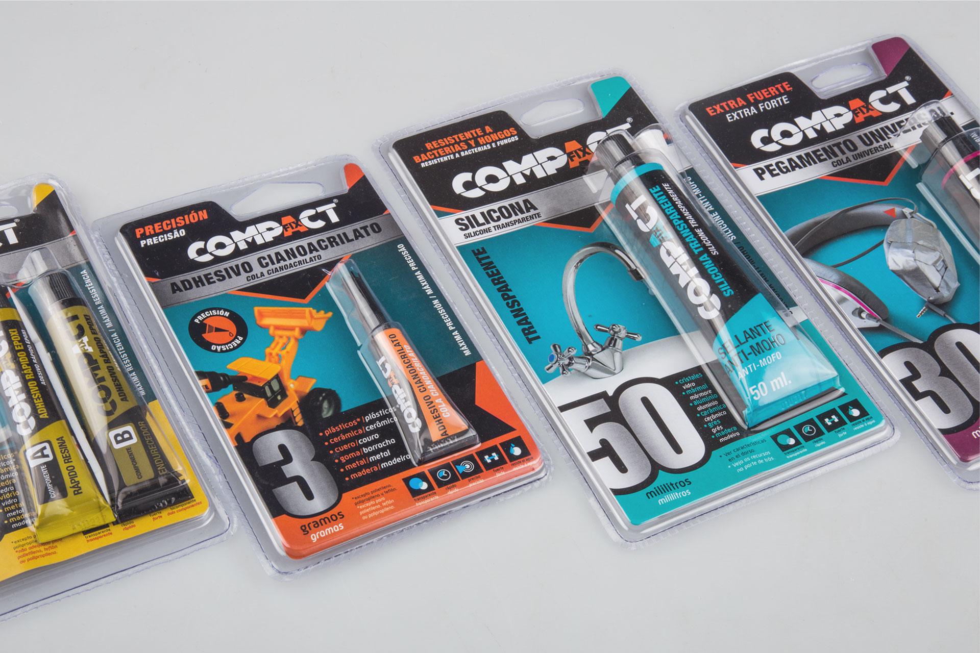 packaging adhesivos 03 - DISEÑO DE PACKAGING PARA ADHESIVOS Y PINTURAS