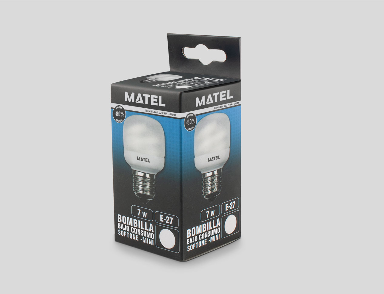 packaging bombillas 02 - REDISEÑO DE PACKAGING PARA ILUMINACIÓN