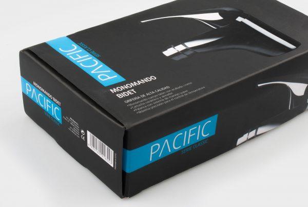 Diseño de packaging grifería