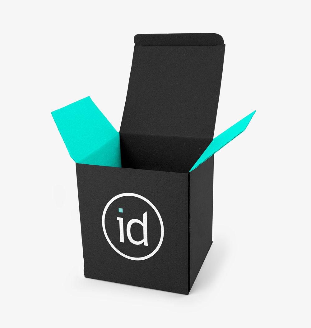 packaging identia 01 - diseño de packaging